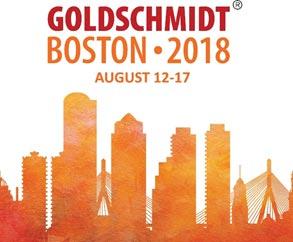 Goldschmidt 2018